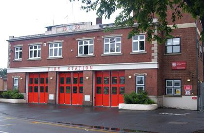 Kidderminster Fire Station is opening its doors to the public