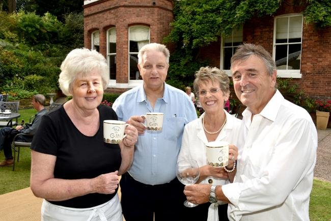 Gin and Tea event in Bewdley PIC: Colin Hill