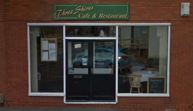 The Three Shires Restaurant in Kidderminster. Photo: Google Maps