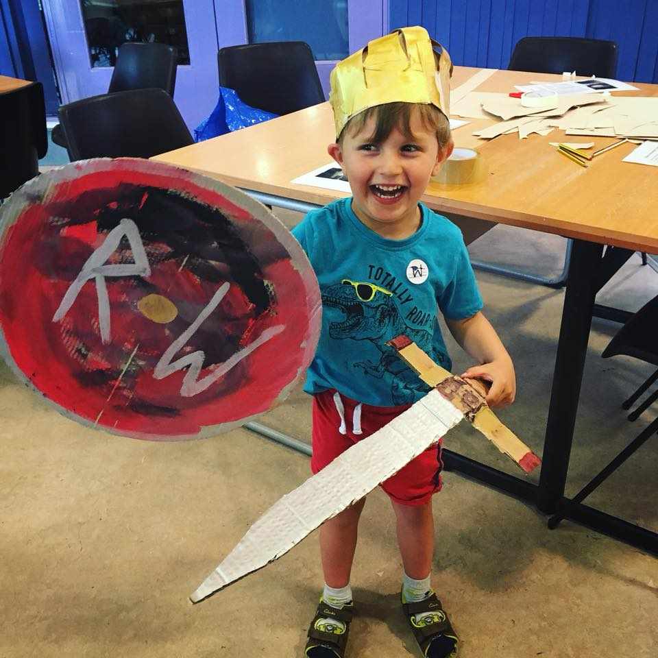 Instincts of a Superhero - October Half Term