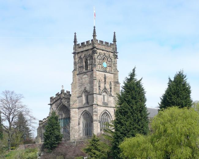 St Mary and All Saints Church
