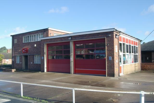 The old Bewdley Fire Station could be turned into a convenience store and flats if plans are approved