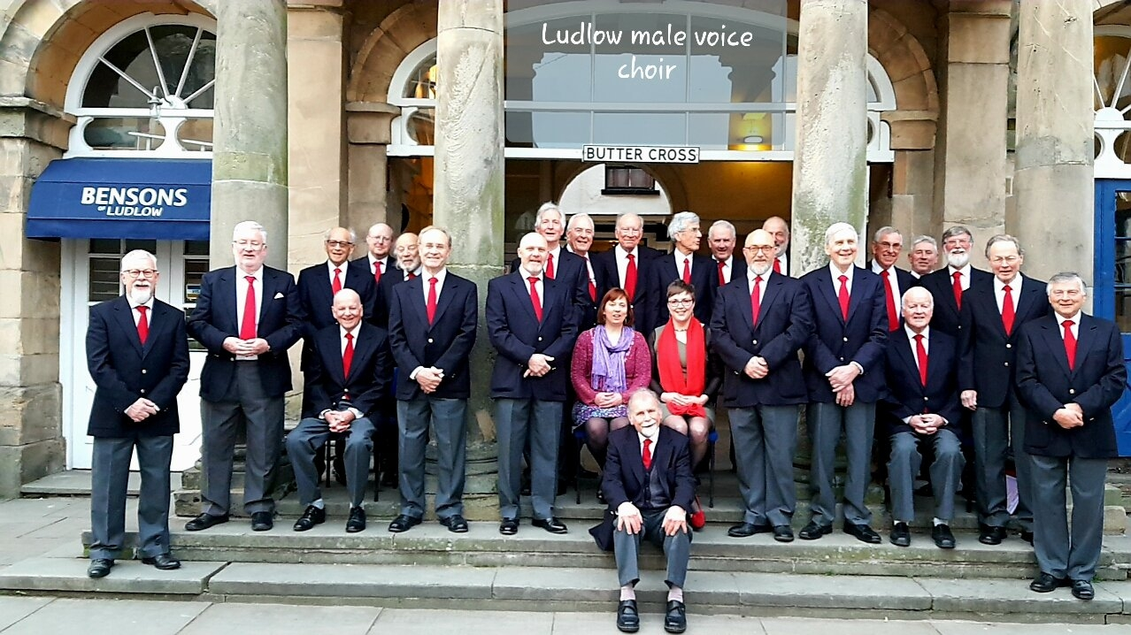 Ludlow Male Voice Choir Charity Concert