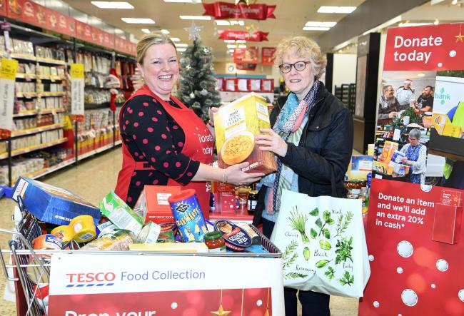 Volunteers needed in Kidderminster for Christmas food collection