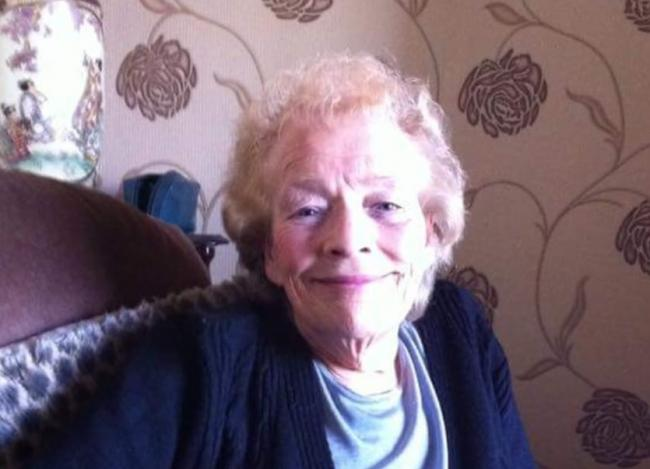 The appeal is named in memory of Shirley Ash (pictured), Anne Houghton's much-loved late grandmother.