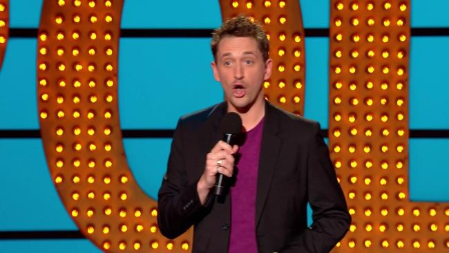 MODEST: Could comic John Robins improve the Bible?