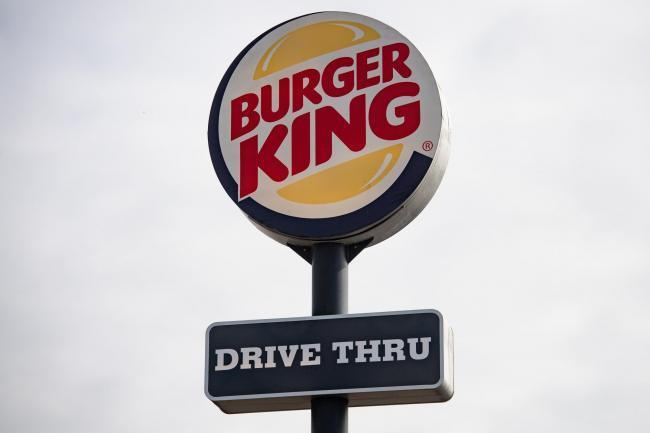 Burger King is now open in Kidderminster! Photo by Jacob King/PA Wire