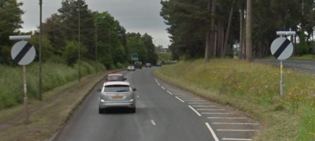 Proposal to almost halve speed limit on dual carriageway between Kidderminster and Stourport. PIC: Google Maps