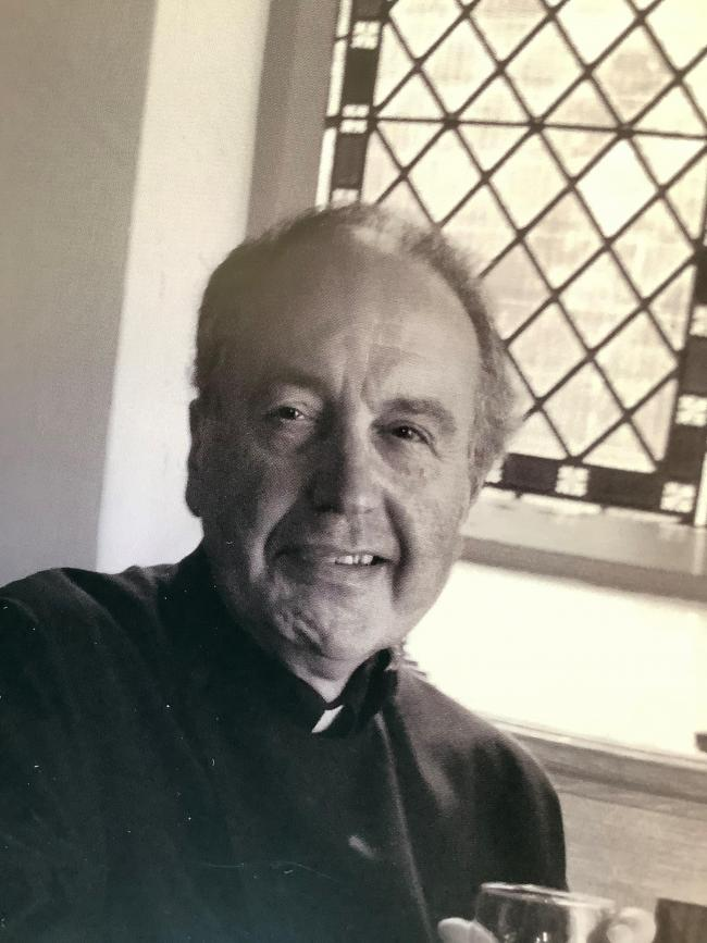 Former vicar of Wolverley and Cookley Geoffrey Shilvock has died