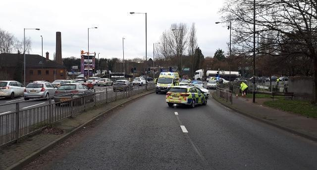 Mobility scooter rider dies after Kidderminster crash. PIC: Wyre Forest Police