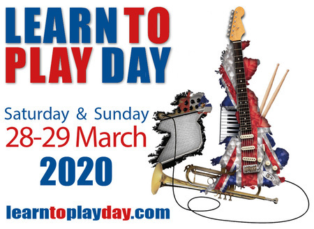 Learn to Play Day 2020 is coming to Warwickshire