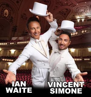 Ian Waite and Vincent Simone... ACT TWO *PREVIEW*