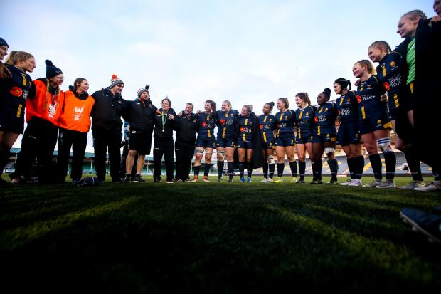 TEAM: The Warriors Women have been invited to take part in the next cycle. Pic. Robbie Stephenson/JMP