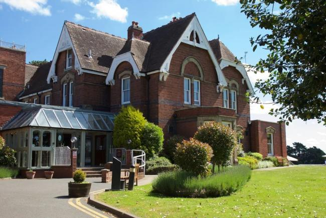 Stourport Manor is one of three hotels booked to put up recovering coronavirus patients in Worcestershire
