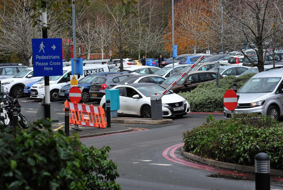 Free Staff Parking At Worcestershire Hospitals To Be Reviewed Kidderminster Shuttle