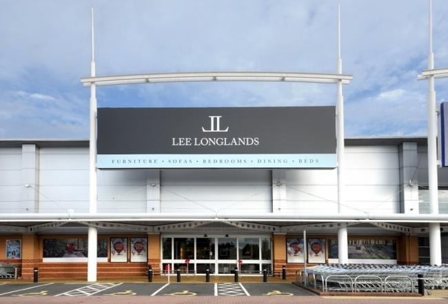 Lee Longlands furniture store in Kidderminster is set to close. Photo from Google