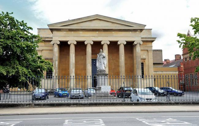IMAGE: Worcester Crown Court