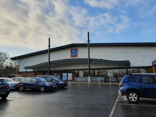 Aldi has revealed plans for new stores in Kidderminster and Stourport