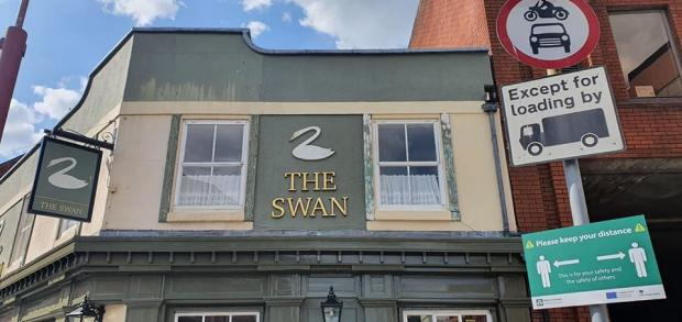 Kidderminster Shuttle: The Swan owners have decided to walk away from the business after 12 years