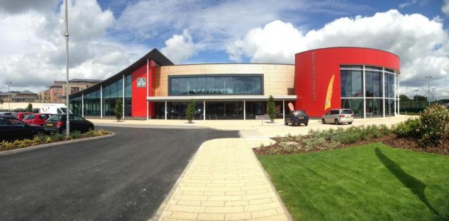 Wyre Forets Leisure Centre will welcome visitors back on Friday, August 7