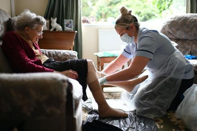 The number of care home beds for elderly people in Worcestershire is at its lowest since records began in 2011