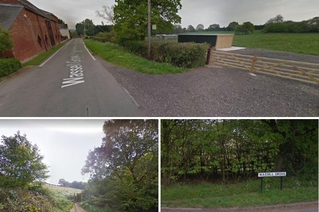 Images of Wassell Grove Lane from Google