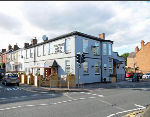 Kidderminster Shuttle: The Wine and Bar Grill (Photo: Rightmove)