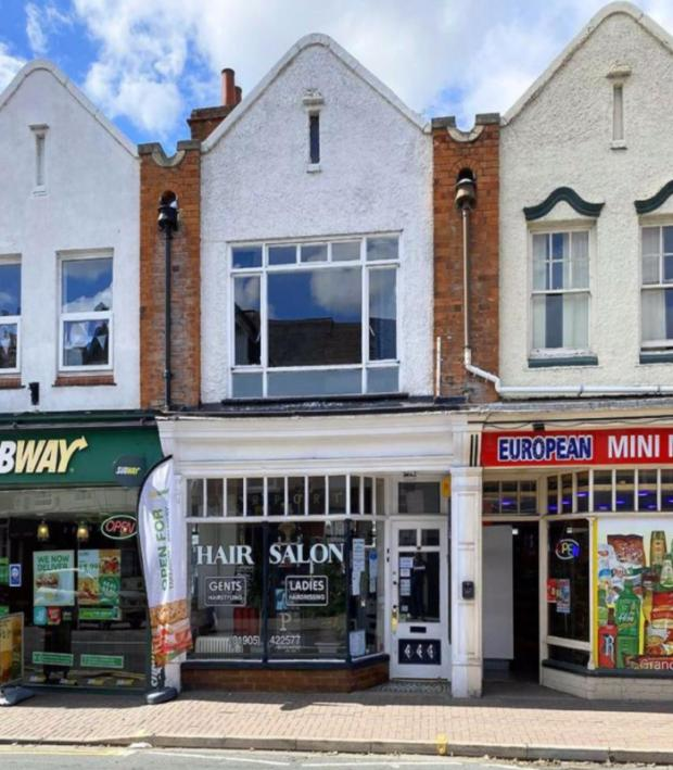 Kidderminster Shuttle: Have you ever walk past this salon? (Photo: Rightmove)