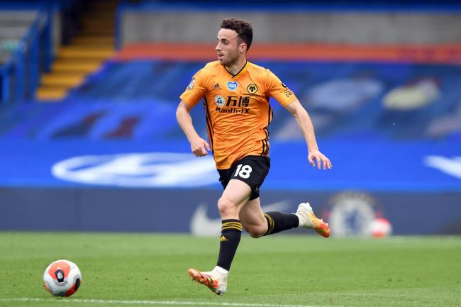 Liverpool have agreed a deal for Wolves forward Diogo Jota
