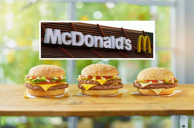 McDonald's add six new items to the menu (but they won't be around for long). Picture: McDonald's