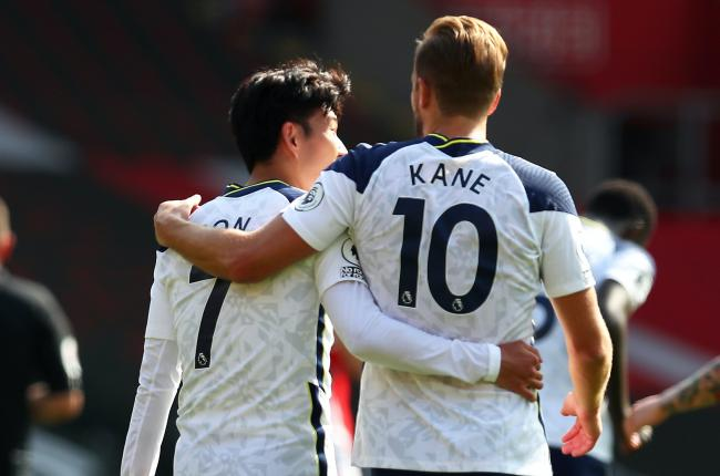 Son Heung-min and Harry Kane are in blistering form