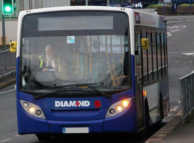 Kidderminster Shuttle: The number 8 will replace the old number 1 and number 2 bus services