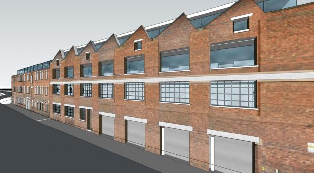 Kidderminster Shuttle: CGI images show what the apartments will look like once complete