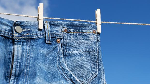 Kidderminster Shuttle: Air drying your jeans is the best way to protect the material and fit of the jeans. Credit: Getty Images / Pavel1964