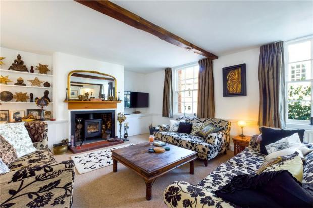 Kidderminster Shuttle: The drawing room. Photo from Eden Estates/Rightmove