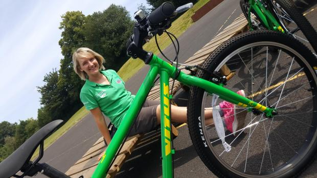 Kidderminster Shuttle: Hannah Escott, CEO of Kidderminster charity Open Trail