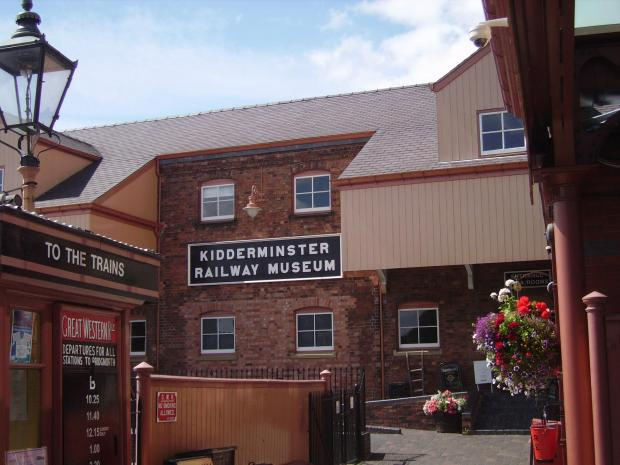 Kidderminster Shuttle: Kidderminster Railway Museum has been awarded £19,000 from the government's latest round of the Culture Recovery Fund