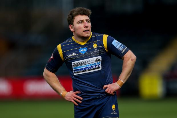 Worcester Warriors v Exeter Chiefs 300121