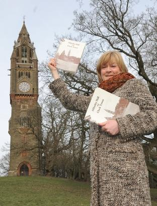 Tower talks: Jo Roche at Abberley Clock Tower