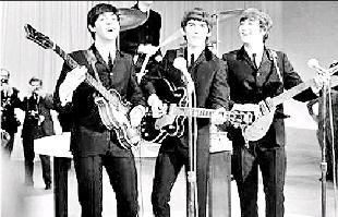 Kidderminster Shuttle: STARS: The Beatles performed at King George's Hall, in June, 1963