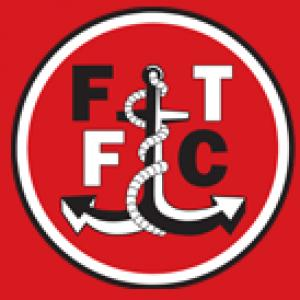 Football Team Logo for Fleetwood Town