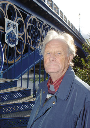 Differing accounts: Keith Beddoes. Buy photo: 441017L.