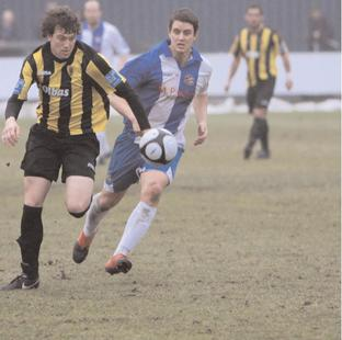 Tigers bound? Lewis Pountney might be returning to Gloucester City.