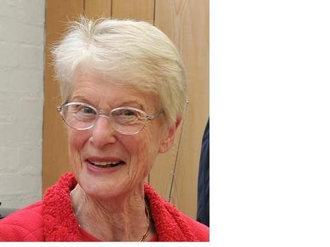 Retired teacher: Betty Yates