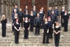 Choral work: The Priory Singers