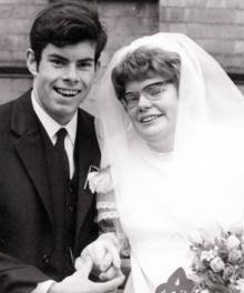Janet and Robert KIMBERLIN