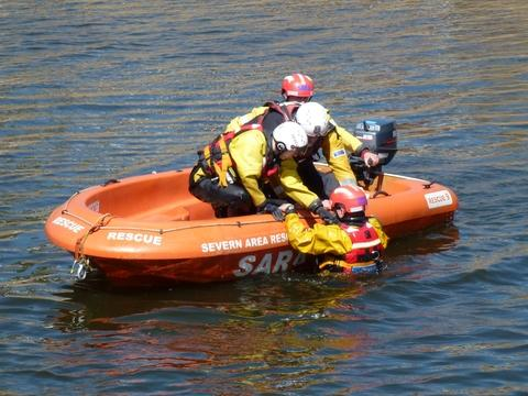 Volunteers needed: SARA provides inshore lifeboat and land rescues.