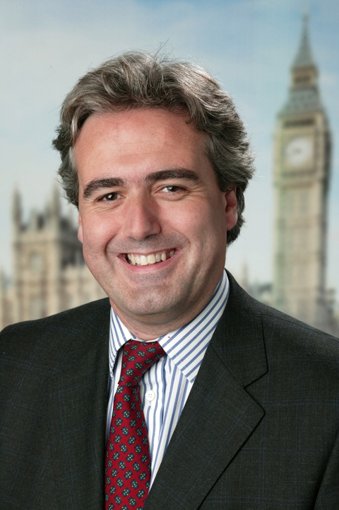 'IMPORTANT PROJECT': Wyre Forest MP Mark Garnier.