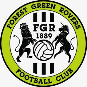 Football Team Logo for Forest Green Rovers