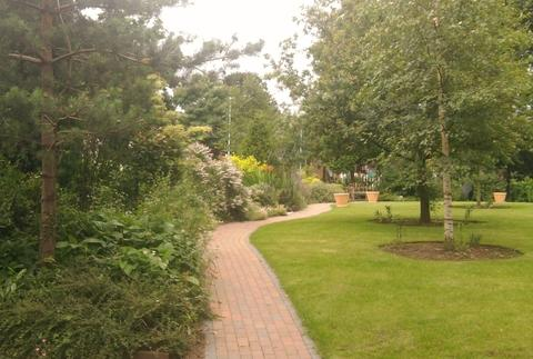 shuttle open for charity the garden at the shrubbery nursing home